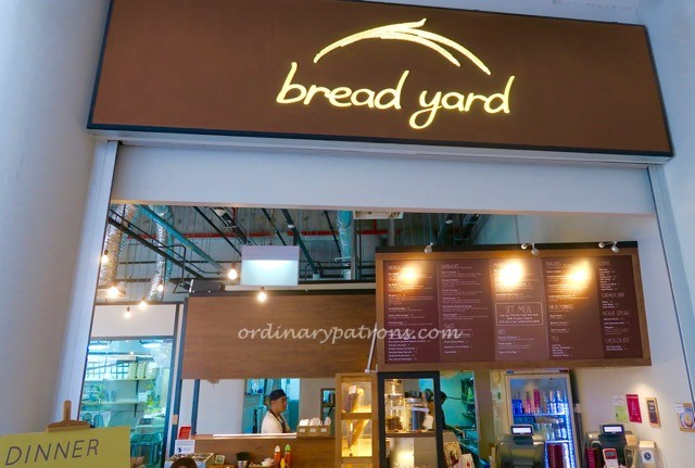 Bread Yard Fusionopolis Cafe - 1