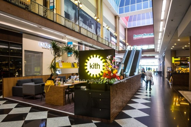 Kith Cafe at Milenia Walk