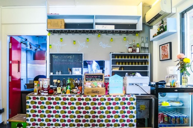 Paper Crane Cafe @ Waterloo Street