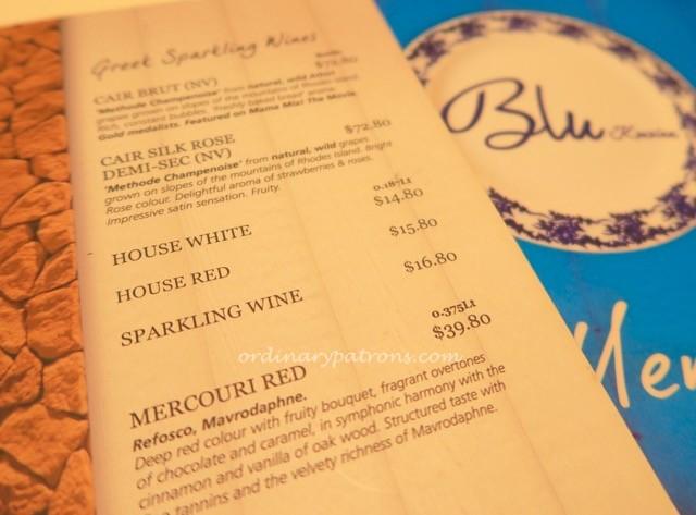 Blu Kouzina Dempsey Greek Restaurant - 5