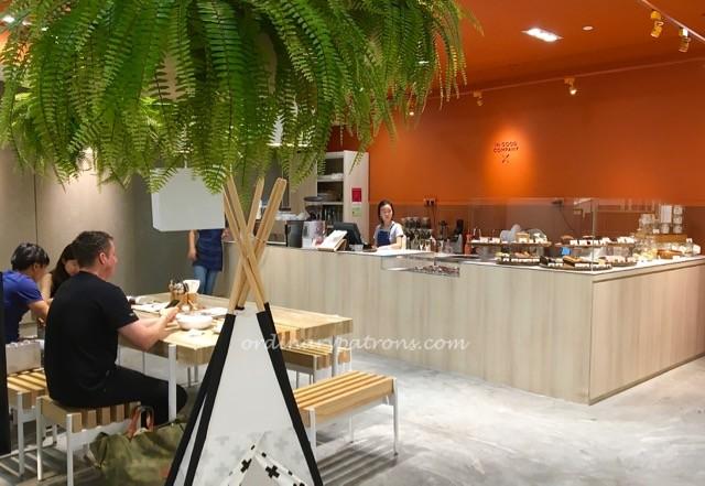 In Good Company café managed by Plain Vanilla Bakery - 13