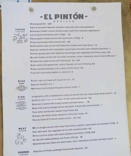 El Pinton Seville - 4