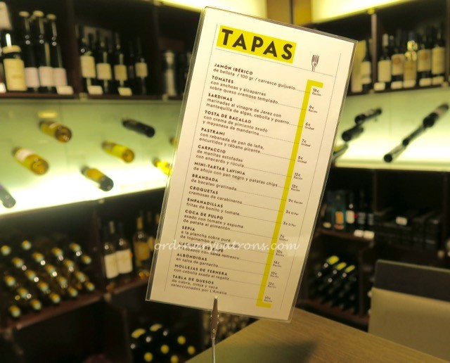 Lavinia Madrid - Wine shop, tapas bar, restaurant - 4