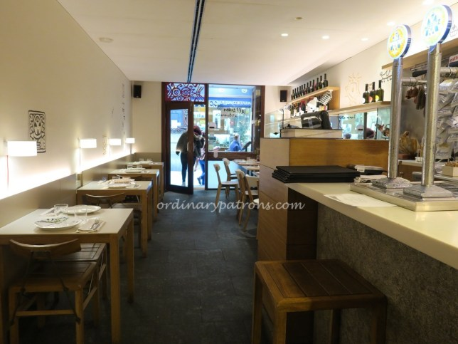Restaurant Allium barcelona - 1