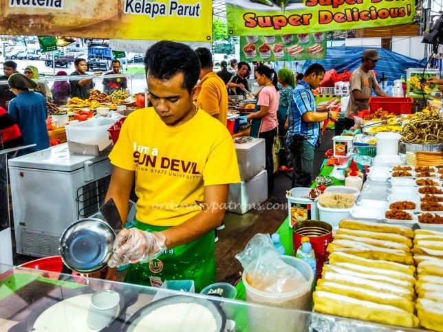 Bazaar Food at Geylang Serai 2016