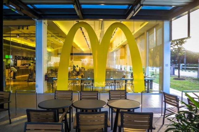 McDonald's Marine Cove East Coast Park