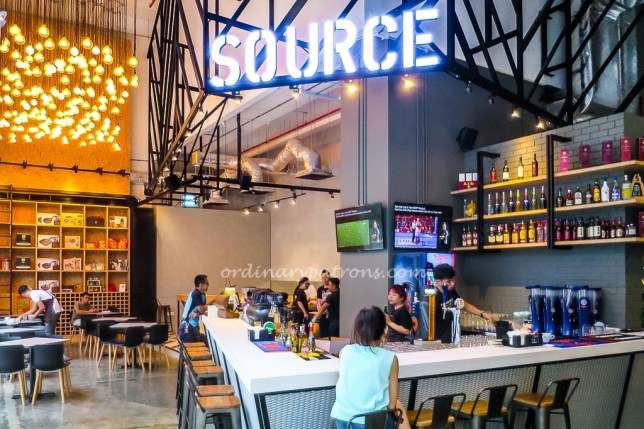 Source Restaurant Singapore
