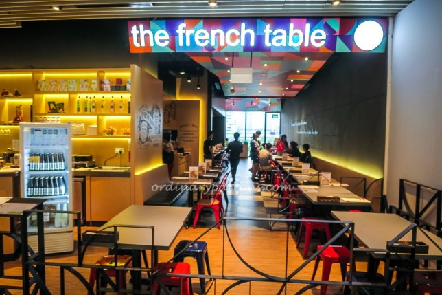 The French Table at Waterway Point