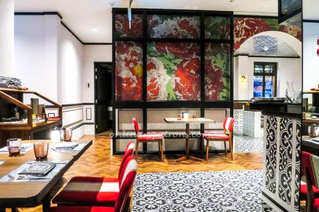 Baba Chews All Day Dining Hotel Indigo Singapore