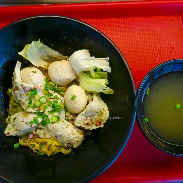Fishball Story Noodles Timbre + Ayer Rajah - 2