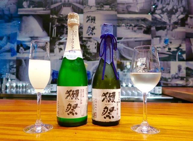 Japan Food Town, Wisma Atria Dassai Sake Bar - 7