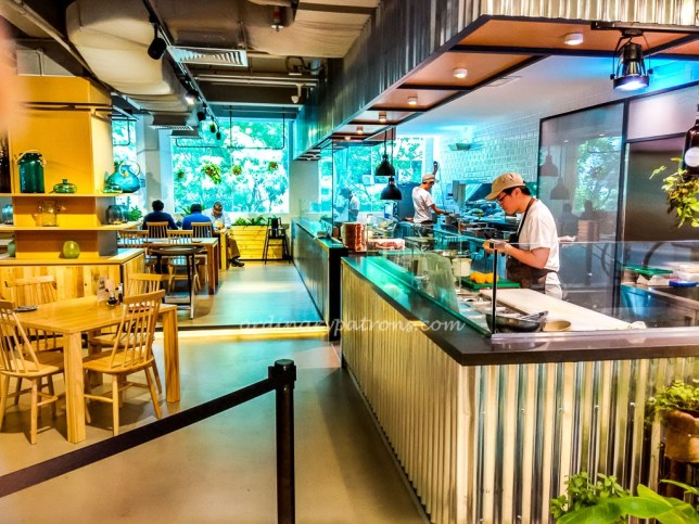 Mahota Kitchen Singapore