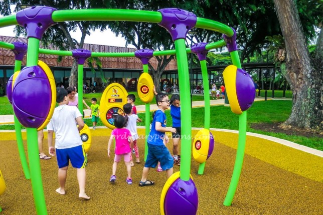 Children's Playground at East Coast Park