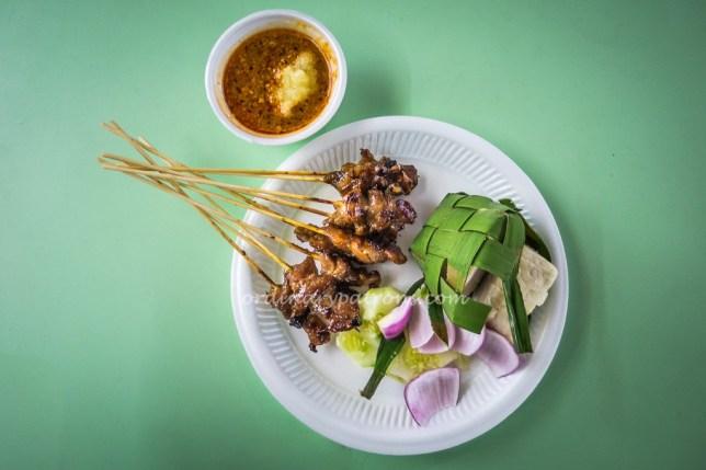 Chuan Kee Pork Satay