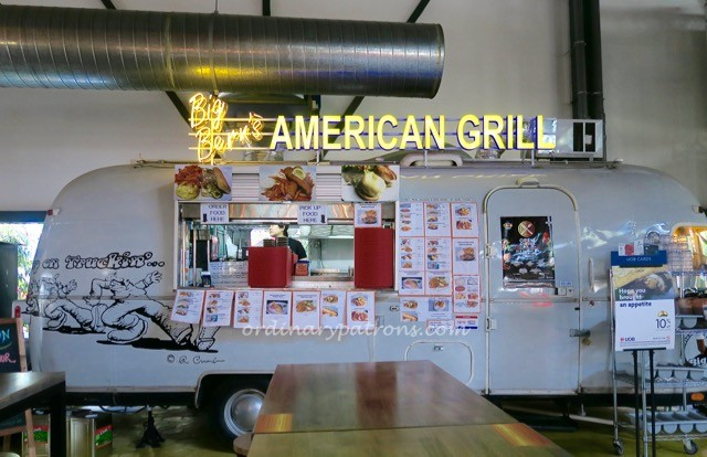 Timbre Plus Singapore Big Bern's American Grill - 1