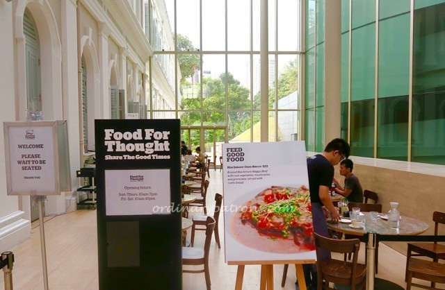 Food for Thought Cafe National Museum