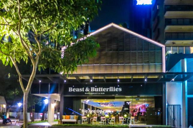 Beast & Butterflies ⋆ M Social Singapore