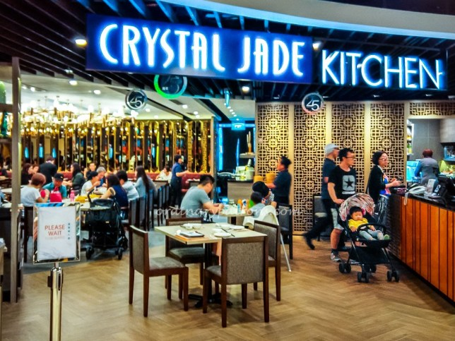 New Crystal Jade Kitchen Orchard