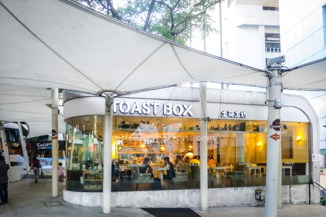 Toast Box Orchard Road