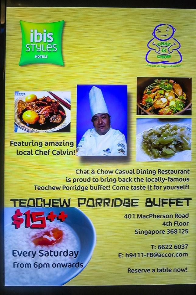 Chat & Chow Teochew Porridge