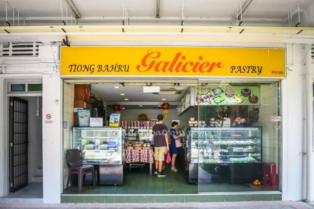 Famous Bakery Galicier