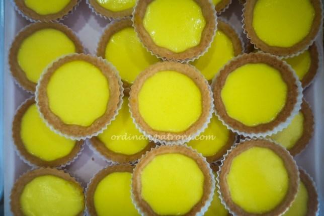 Tiong Bahru Galicier Egg Tarts