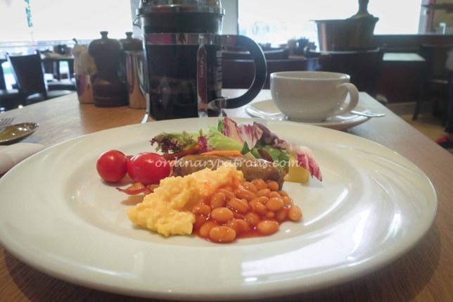 Buffet Breakfast at Prego Fairmont