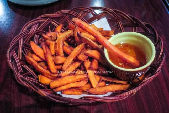 FourPlay Sweet Potato Fries