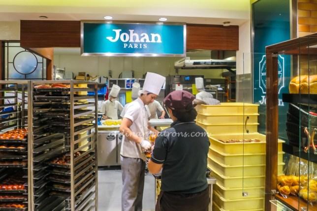 Isetan Scotts Food - Johan Bakery