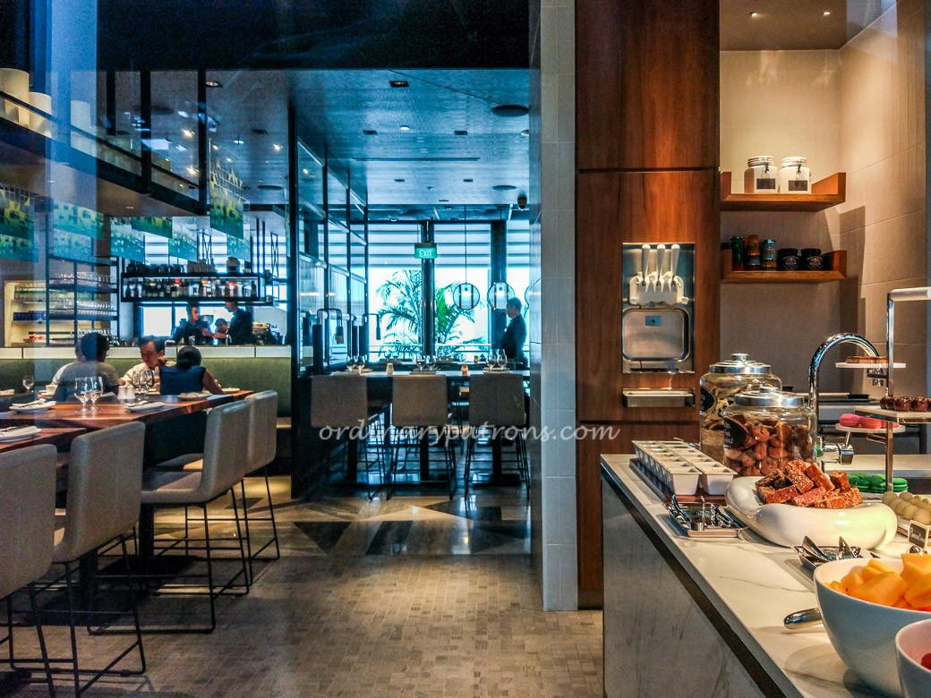 Beach Road Kitchen - all day dining at JW Marriott Hotel Singapore ...