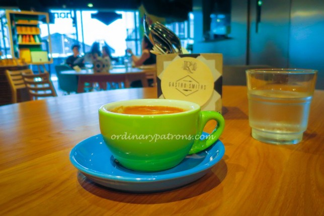 Coffee at GastroSmiths Katong