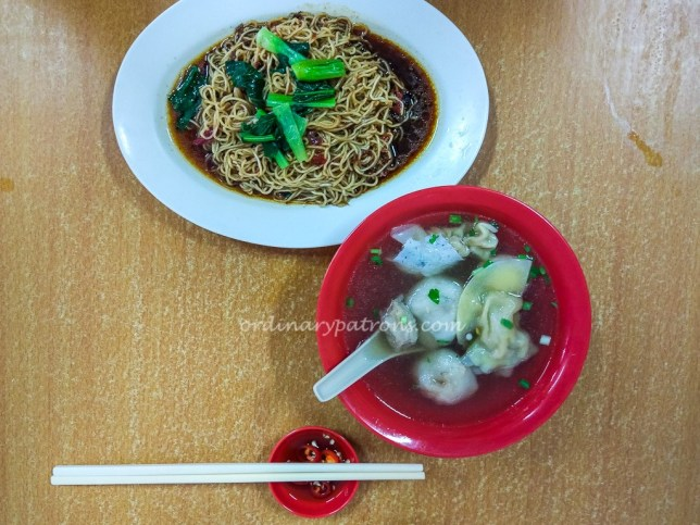 Best Foo Chow Noodles in Singapore