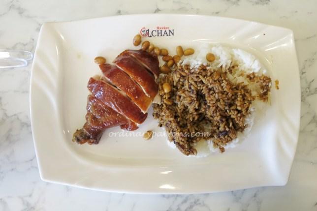 Michelin Star Hawker Chan Soya Sauce Chicken Rice
