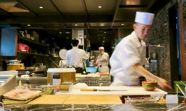 Tsukiji Takewaka Sushi