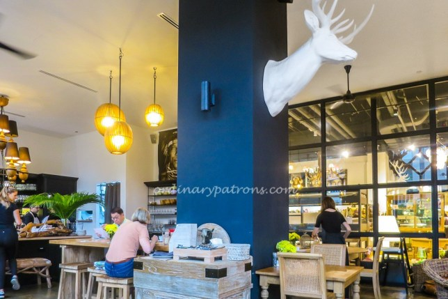 The House of ANLI Bistro in Tanglin Mall