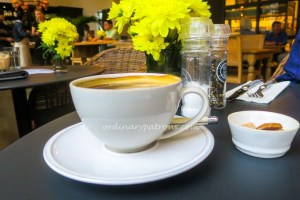 Coffee at House of ANLI Bistro