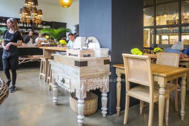 The House of ANLI Bistro Singapore