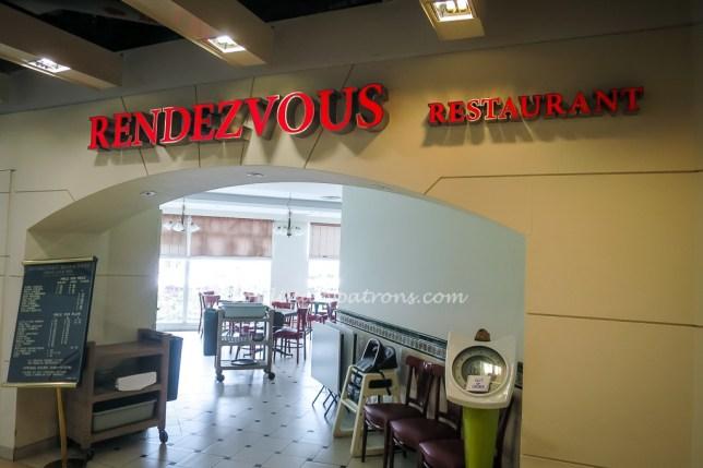 Rendezvous Restaurant Hock Lock Kee
