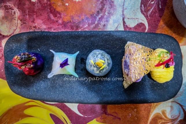 Janice Wong Restaurant Dim Sum