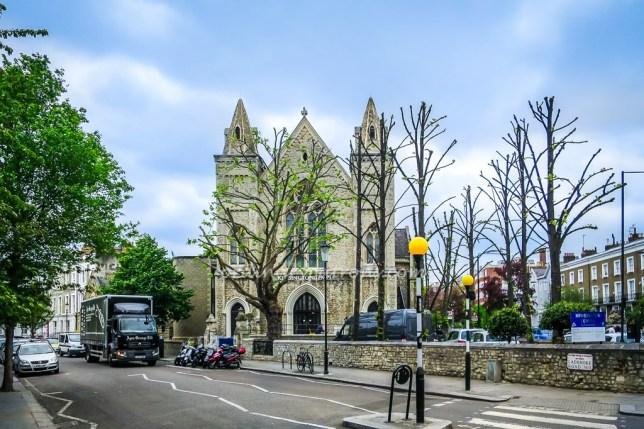 Kensington Temple at Notting Hill Gate