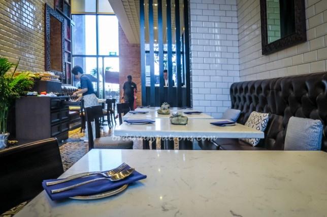 Singapore restaurants for Ramadan dining - Blue Jasmine