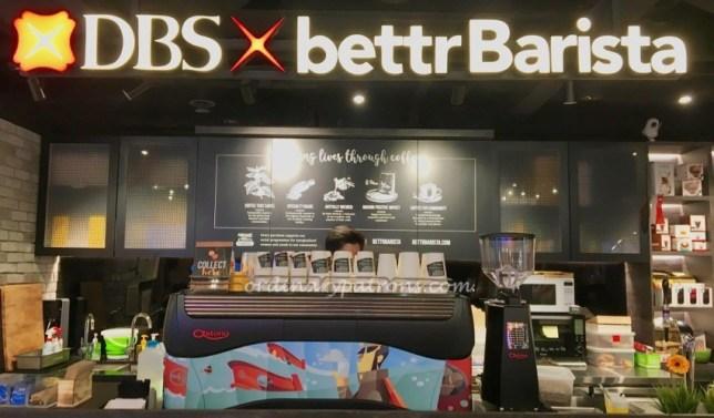 DBS Bettr Barista