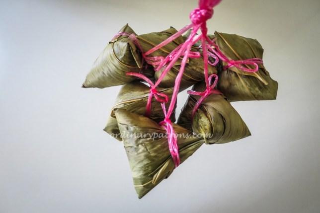 Michelin Amoy Street Hoo Kee Bak Chang - Dumpling Festival 2020