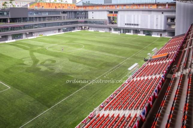 Stadium - Our Tampines Hub