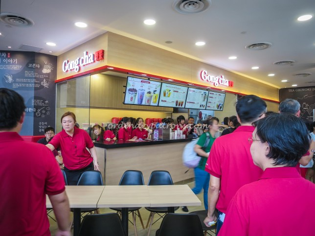 Gong Cha Flagship Outlet