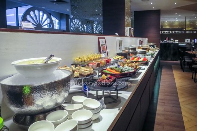 Buffet at Katong Kitchen