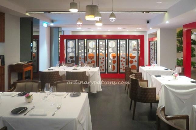 Alma by Juan Amador restaurant in Goodwood