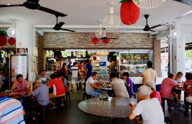 top restaurant for steamed fish in Singapore