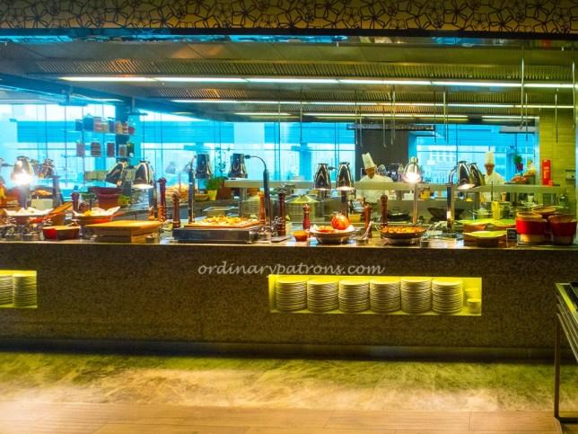 Buffet at Makan@Jen Hotel Jen