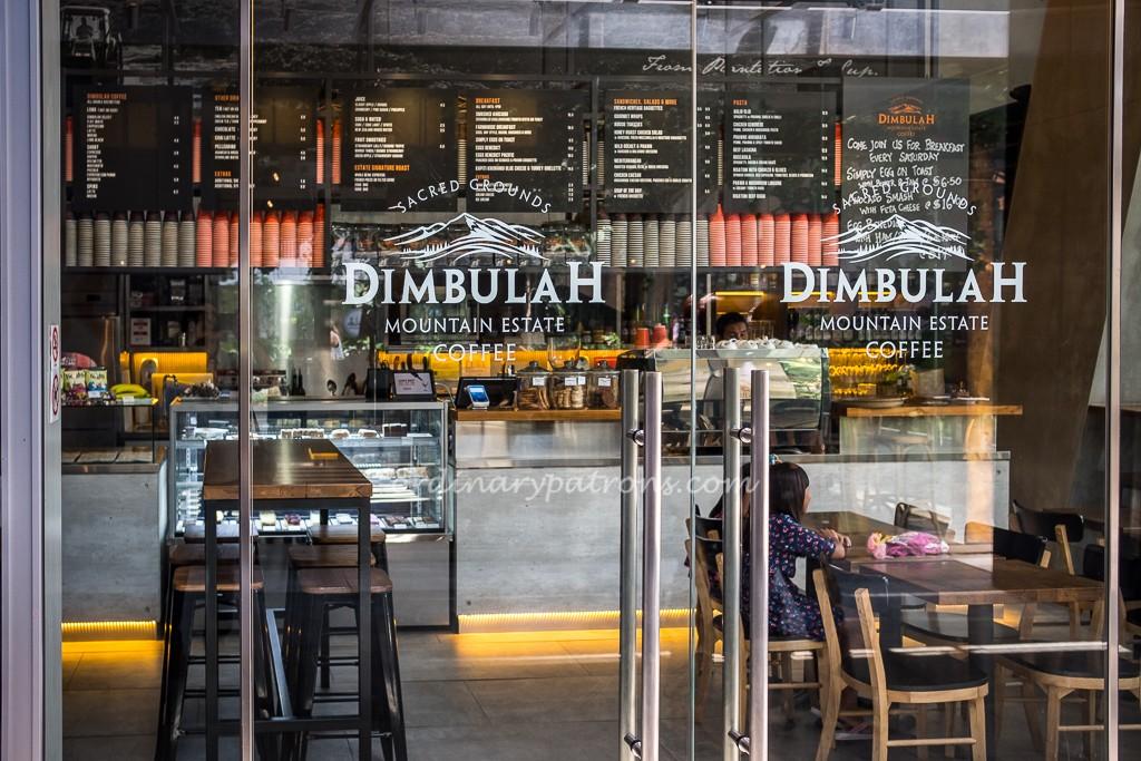 Dimbulah Coffee @ Tanjong Pagar Centre